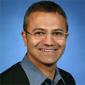 Satya Nadella, Senior Vice President Of Microsoft's Server & Tools Unit