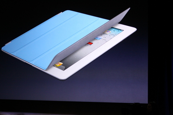 The iPad 2's Smart Cover