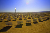 Google is investing in solar energy projects.