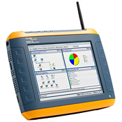 Fluke Networks' OptiView XG Network Analysis Tablet
