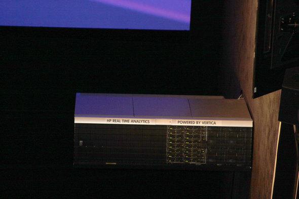 Data Analytics Box Powered By Vertica