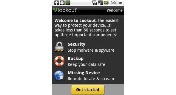 Lookout Mobile Security Protects Android Smartphones