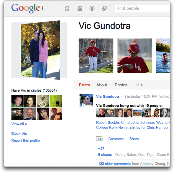 10 Essential Google+ Tips