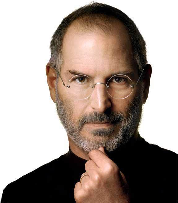 Steve Jobs--A Man Of Impact