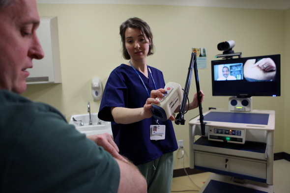 Kaiser Permanente's Advances In Telemedicine
