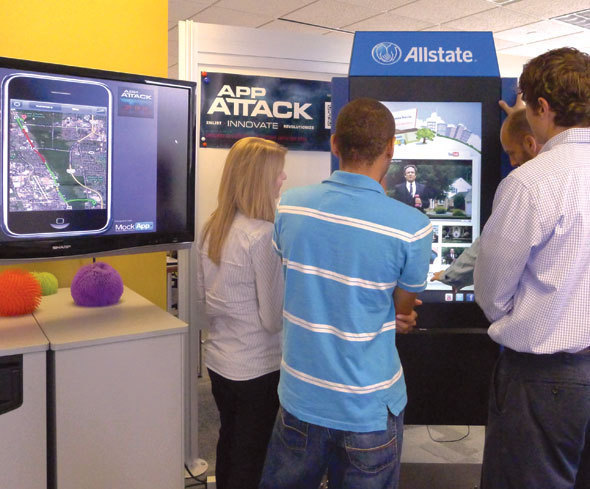 Allstate Launches An App Attack