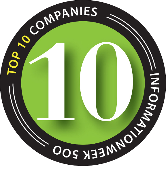 Top 10 IT Innovators: InformationWeek 500