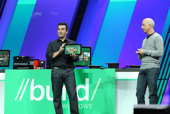 Windows 8 Visual Tour: Microsoft's New Desktop