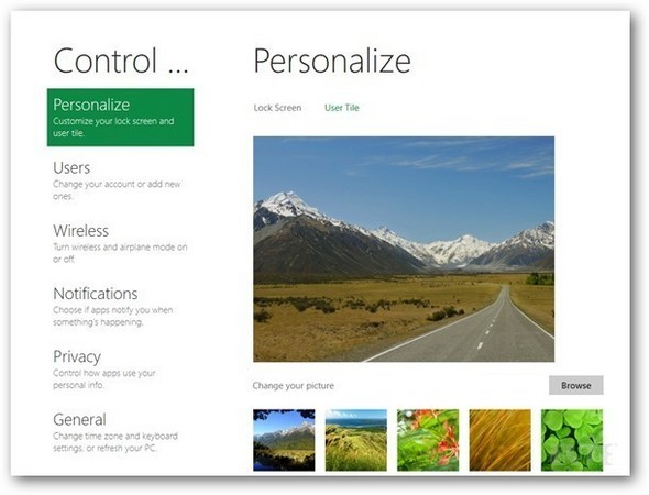 Windows 8: A First Look