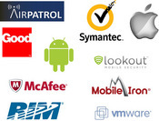 10 Companies Driving Mobile Security