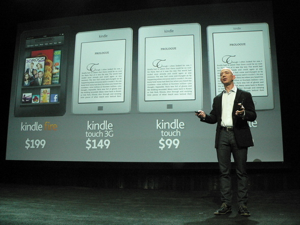 Meet The New Kindle Family