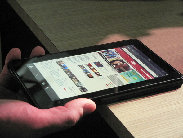 Kindle Fire's Size Matters