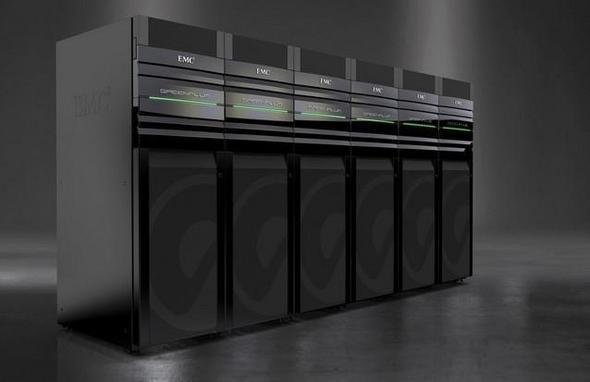 Modular EMC Appliance Handles Multiple Data Types