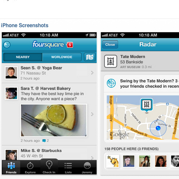 10 Innovative iOS 5 Apps