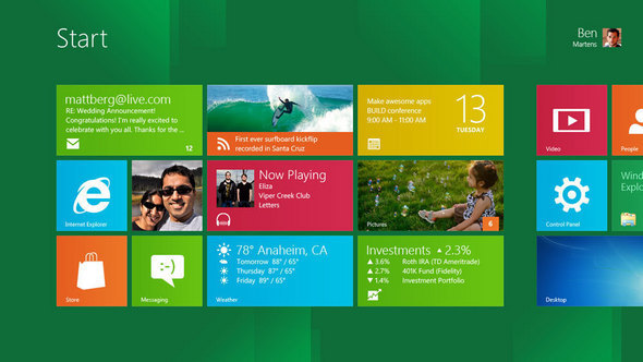Windows 8 Features Draw Early Interest