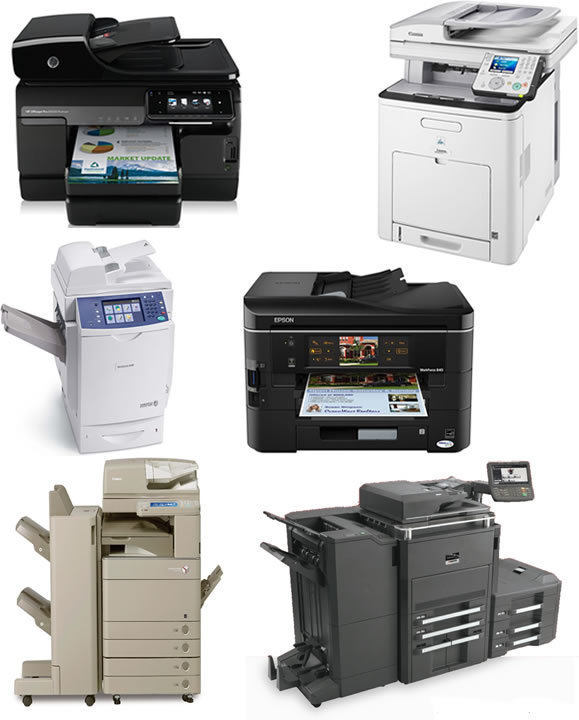 Enterprise Multifunction Printers