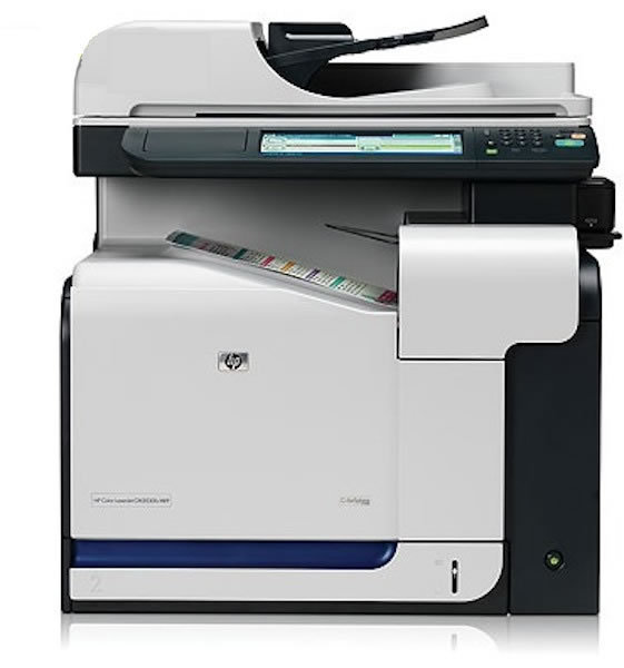 HP Color LaserJet CM3530fs