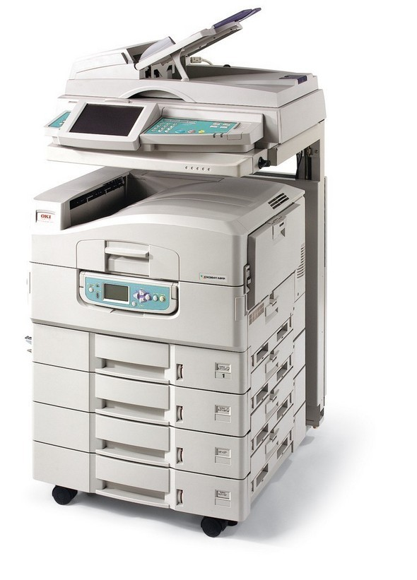 Oki CX3641 MFP