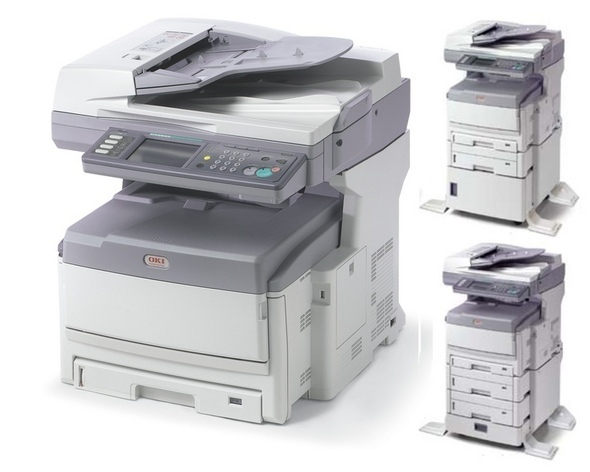 Oki CX2633 MFP