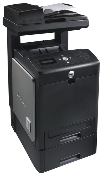 Dell Multifunction Color Laser 3115cn