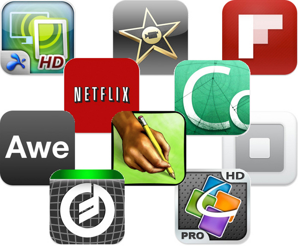 What Makes An iPad App Epic?