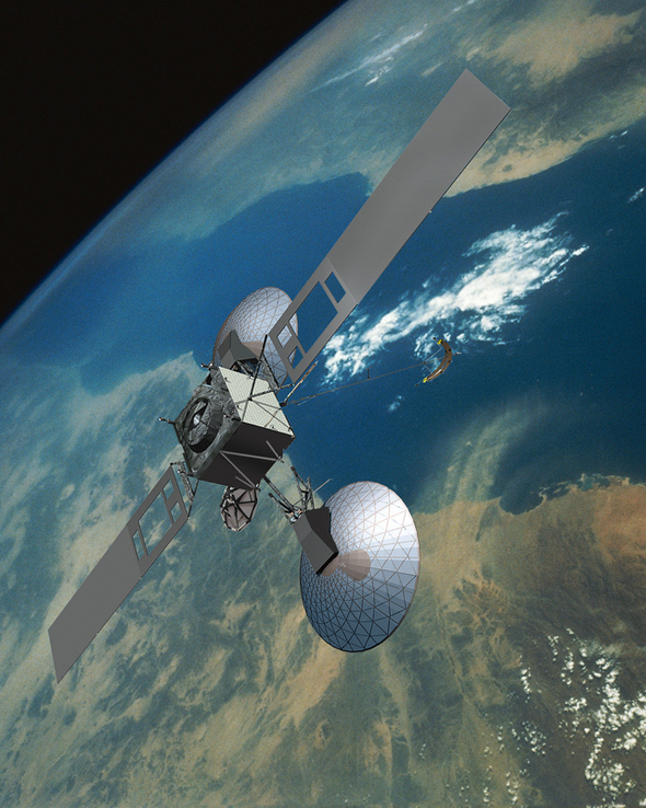 Next-Generation Satellites