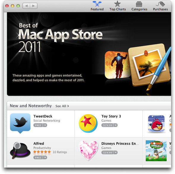 Apple's Year In Review, 2011