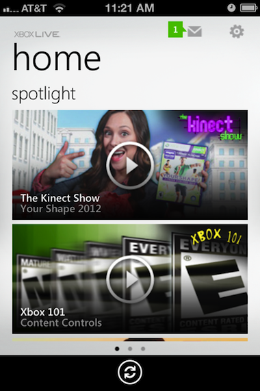 My Xbox Live For iOS: A Visual Tour