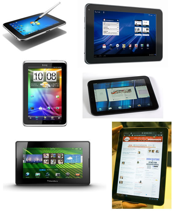 All Tablet Makers Other Than Apple