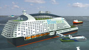 Blueseed's Floating Business Incubator