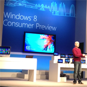 Windows 8 Consumer Preview Debuts At MWC Barcelona
