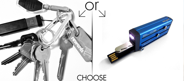 Keyport's Slide: Rethinking The Traditional Key Ring