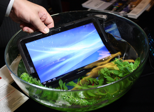 Fujitsu Android Tablet