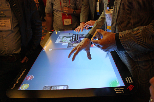 CES 2012: Elegant Gadgets Abound