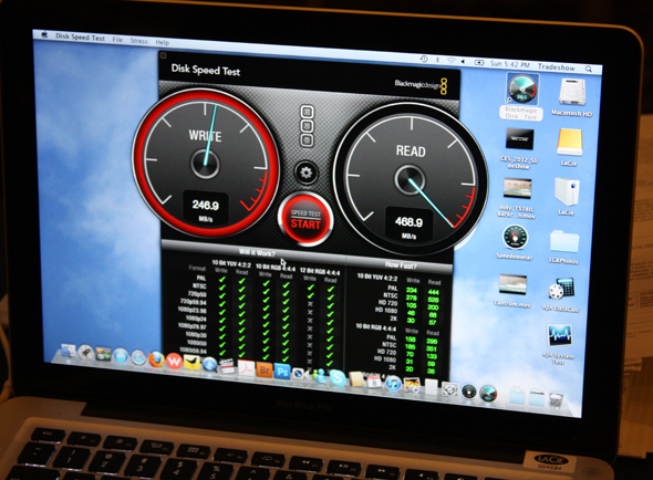 LaCie Thunderbolt Drives