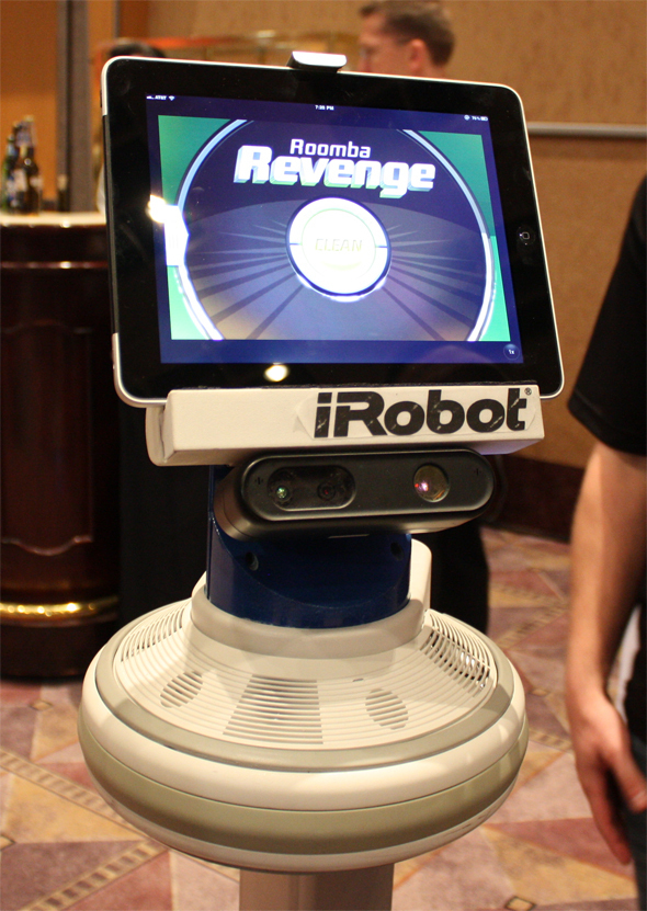 Meet Ava: Just Because iRobot Could