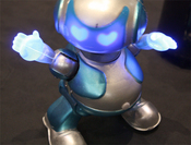 CES Day One Brings Wireless Toys, Dancing Robots