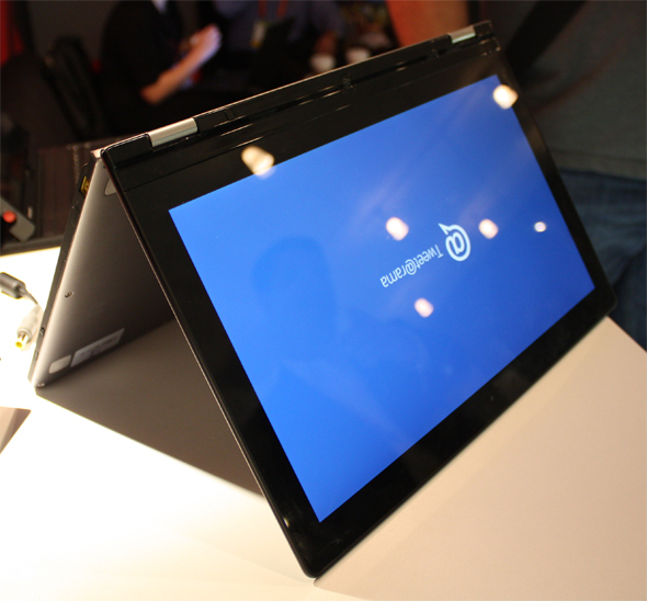 Ultrabooks Of CES: Visual Tour
