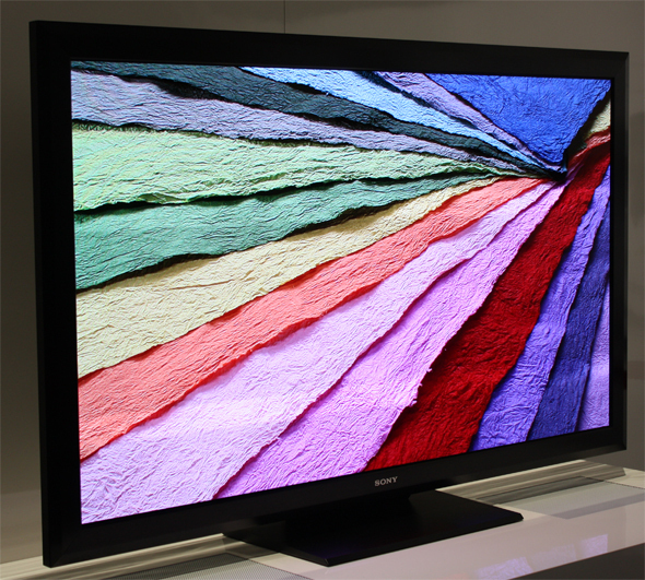 CES 2012: Peek At TV's Future