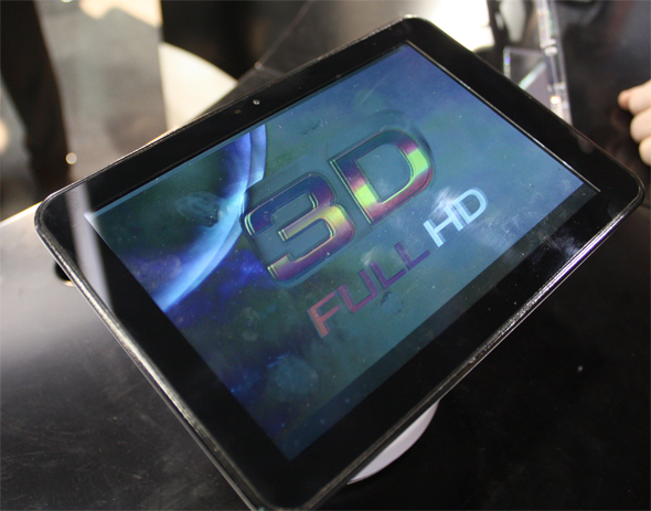 Tablets of CES: Visual Tour
