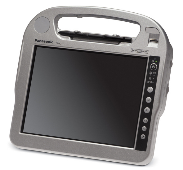 Panasonic's Toughbook H2