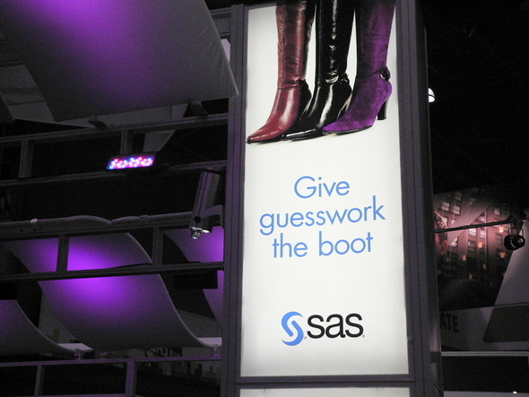 SAS Predicts Best Prices And Promotions