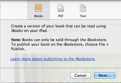 How To Make A Textbook With Apple's iBooks Author