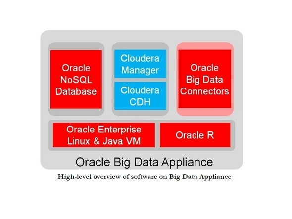Oracle Goes Big