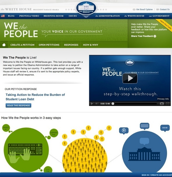 Top 10 Open Government Websites
