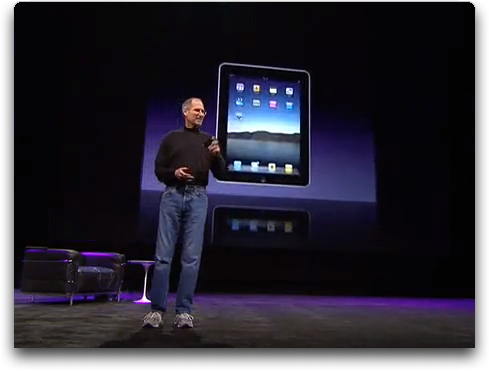 iPad Introduced