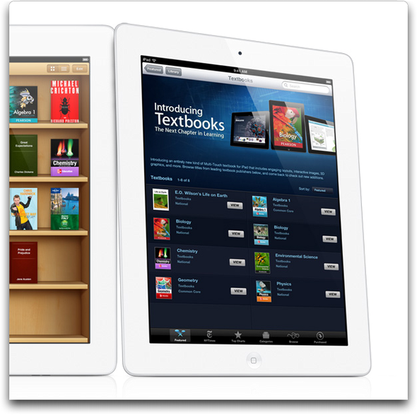 Apple Introduces iBooks Author And iBooks 2