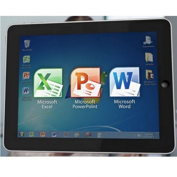 Run Windows 7 On An iPad
