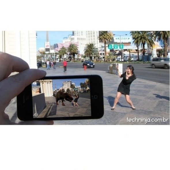 Augment Reality With Video