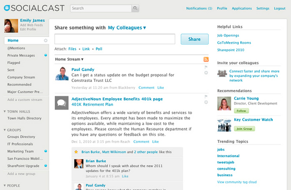 Socialcast